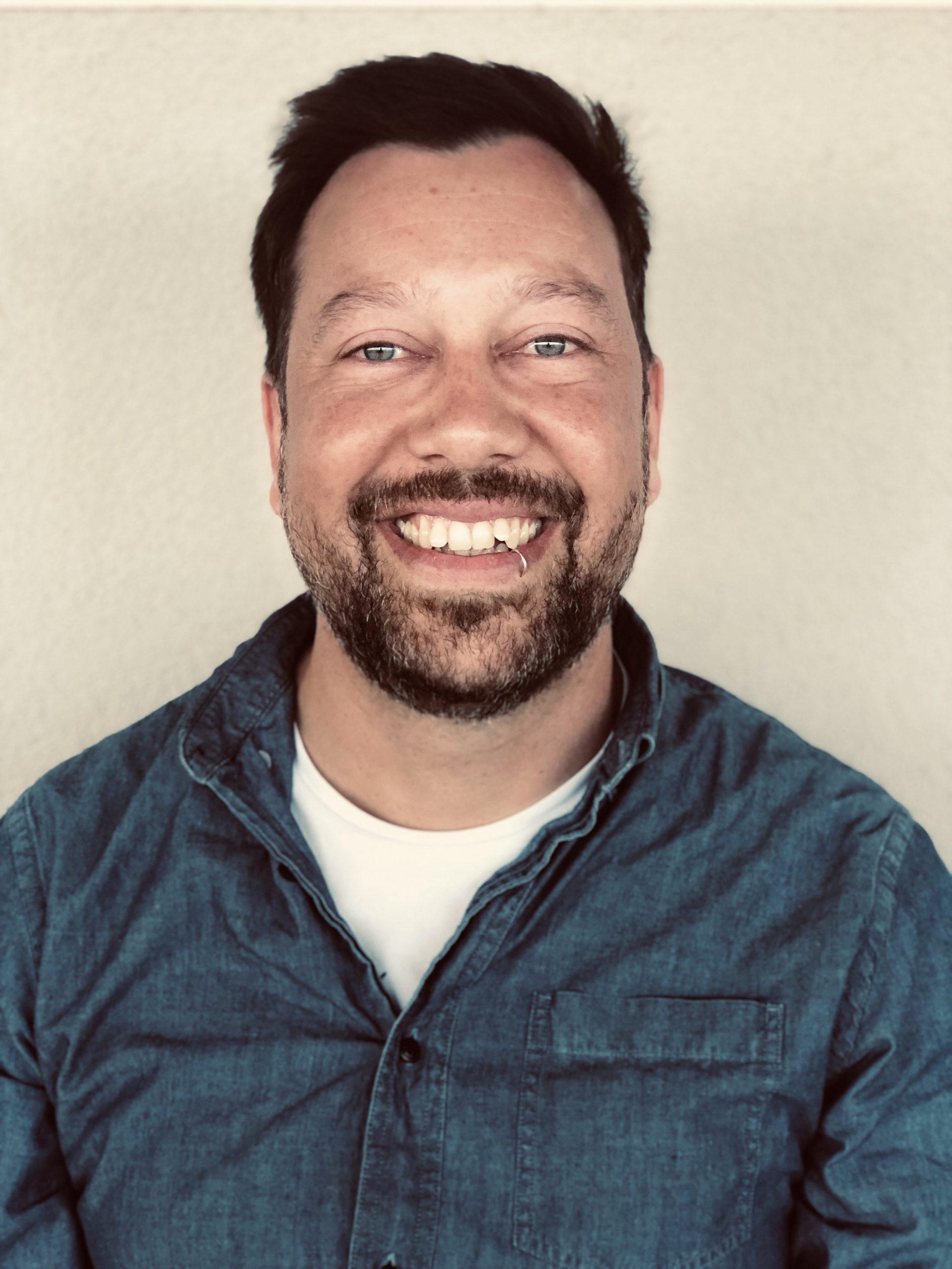 portrait of Finegan Kruckemeyer